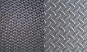 Лист стальной рифленый 4 мм ромб, чечевица гост 8568-77: продажа.
